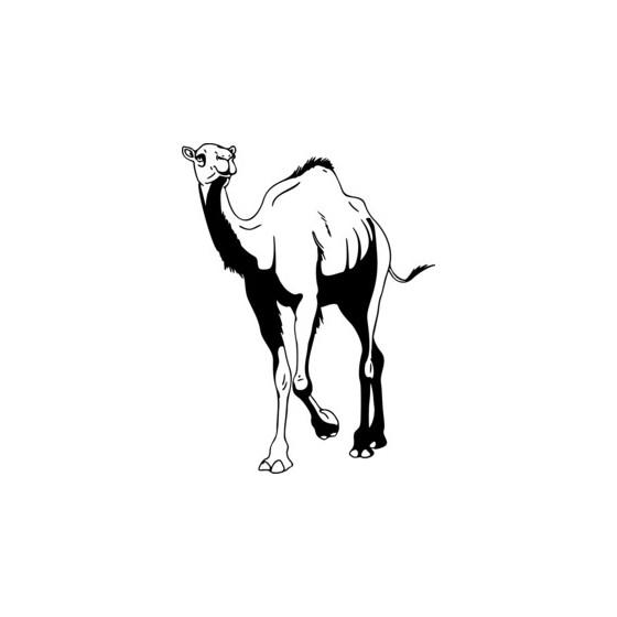 Camel Vinyl Decal Sticker