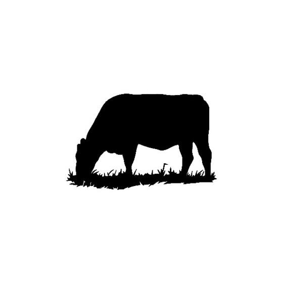 Cattle Vinyl Decal Sticker V12