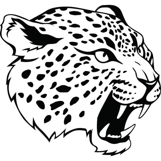 Cheetah Vinyl Decal Sticker...