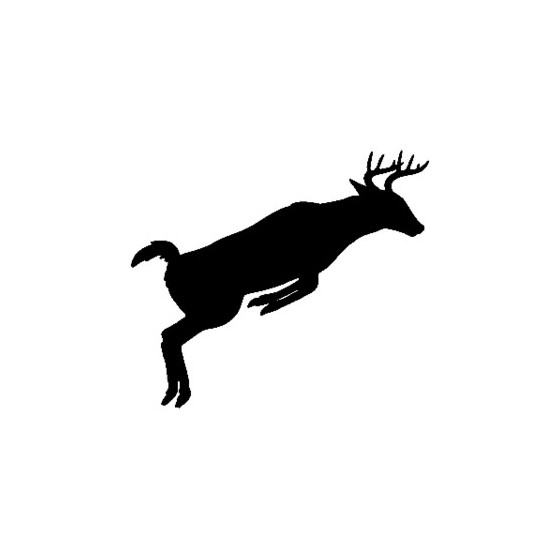 Buck Deer Vinyl Decal Sticker