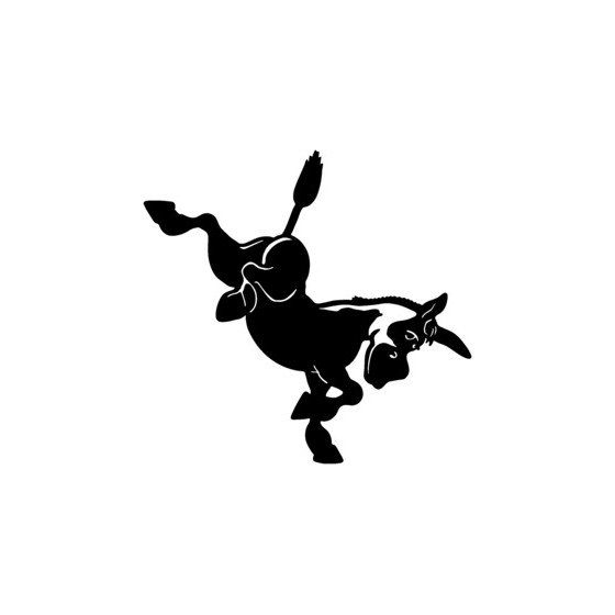 Donkey Vinyl Decal Sticker V21