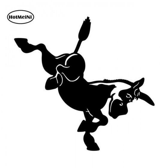 Donkey Vinyl Decal Sticker V46