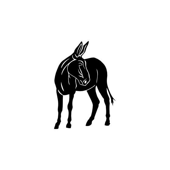 Donkey Vinyl Decal Sticker V48