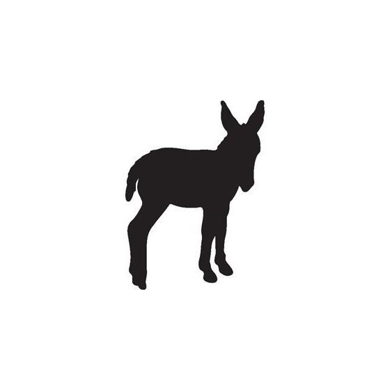 Donkey Vinyl Decal Sticker V53