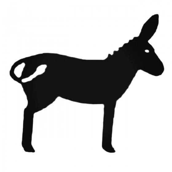 Donkey Vinyl Decal Sticker V58