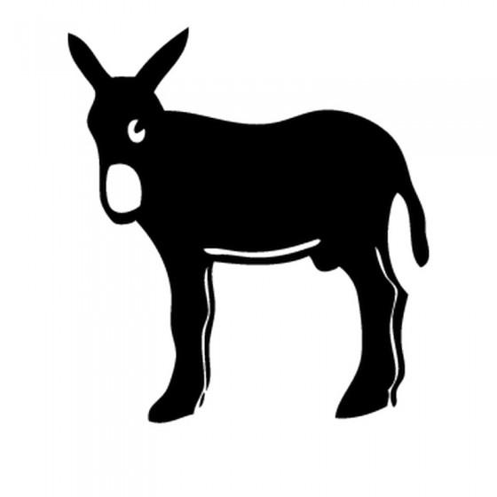 Donkey Vinyl Decal Sticker V68