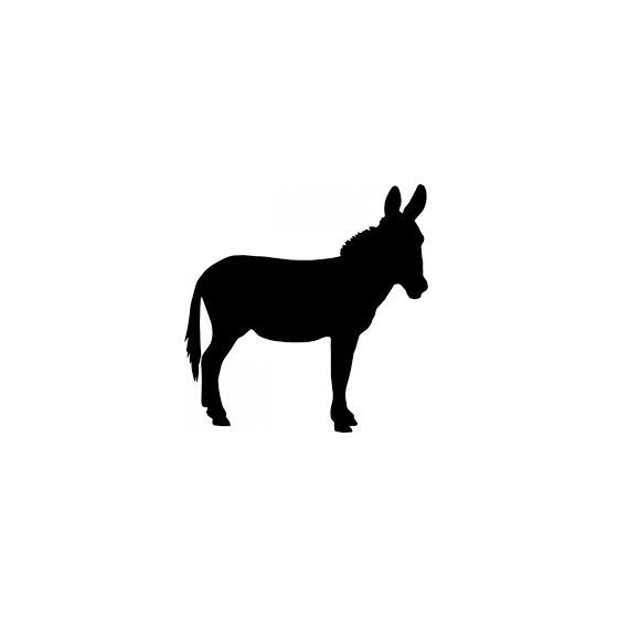 Donkey Vinyl Decal Sticker V74