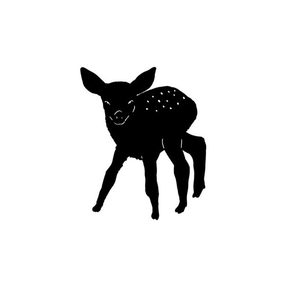 Elk Vinyl Decal Sticker V13
