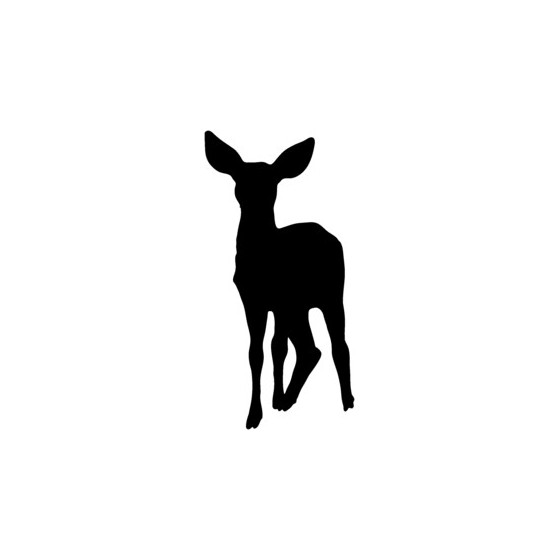 Elk Vinyl Decal Sticker V14