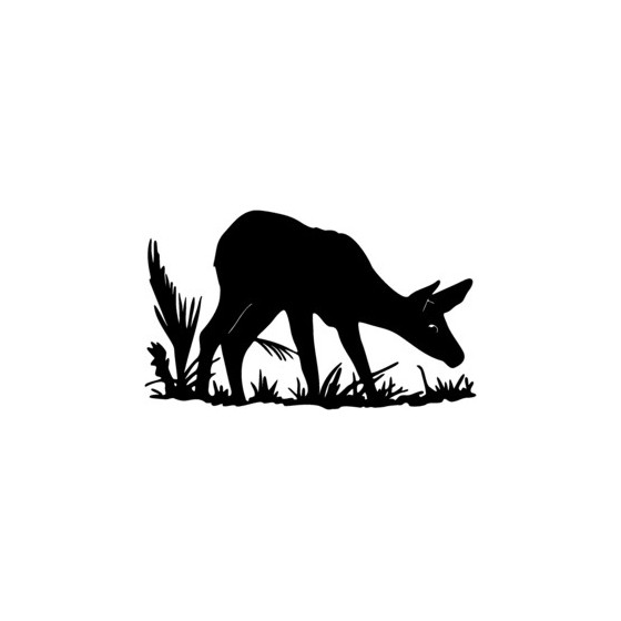 Elk Vinyl Decal Sticker V15