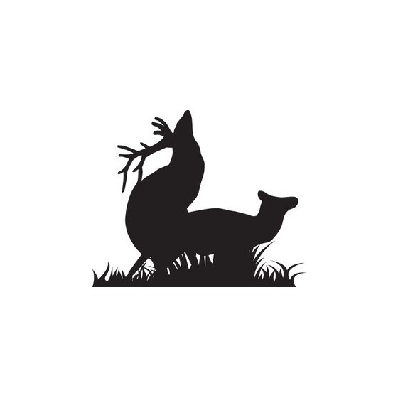 Elk Vinyl Decal Sticker V20