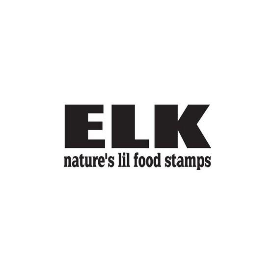 Elk Vinyl Decal Sticker V21