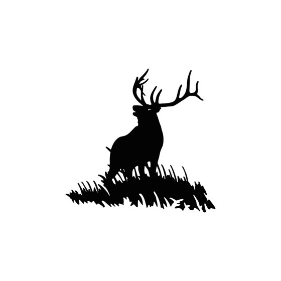 Elk Vinyl Decal Sticker V22