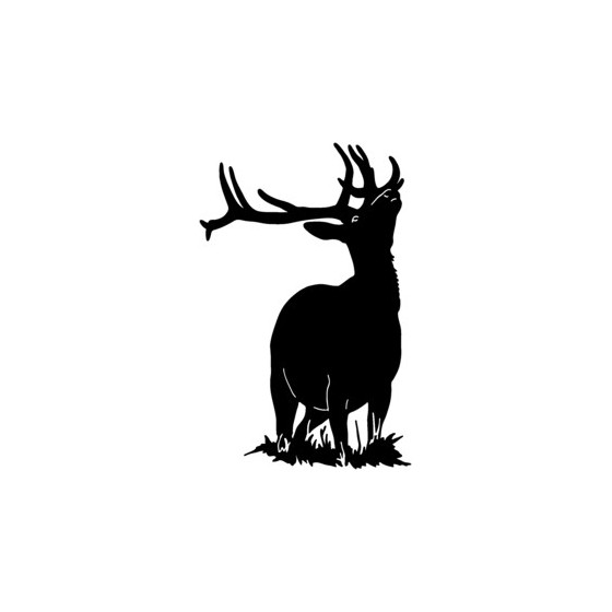 Elk Vinyl Decal Sticker V3