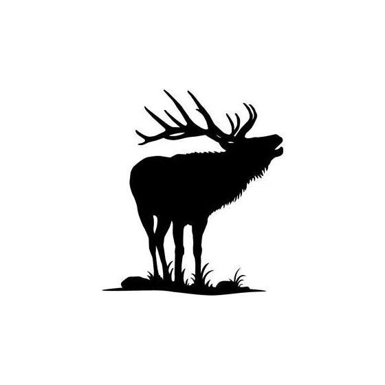 Elk Vinyl Decal Sticker V30