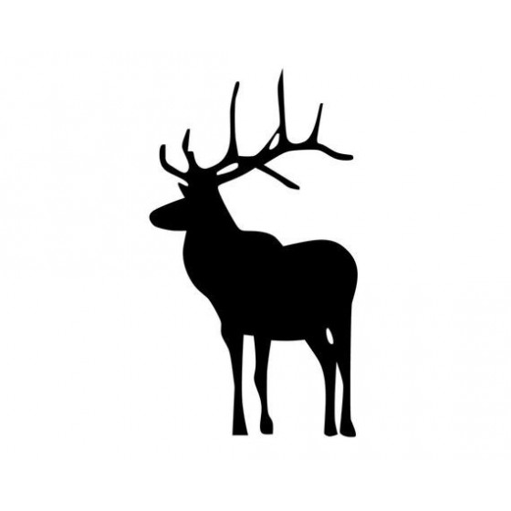 Elk Vinyl Decal Sticker V31