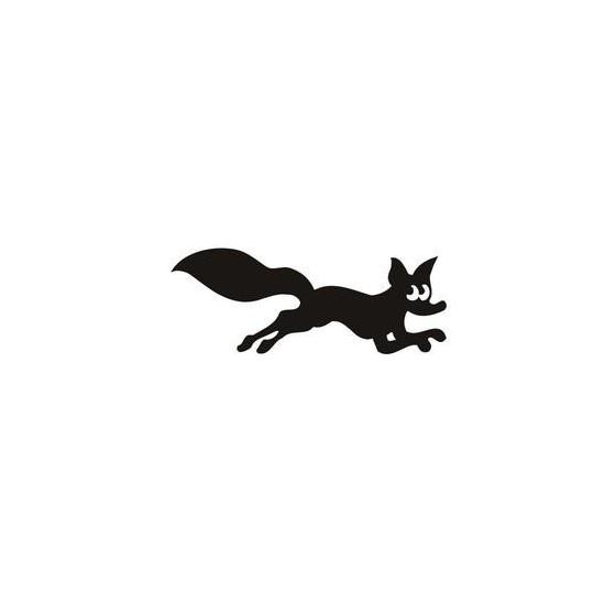 Fox Vinyl Decal Sticker V33
