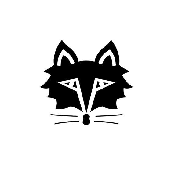 Fox Vinyl Decal Sticker V42