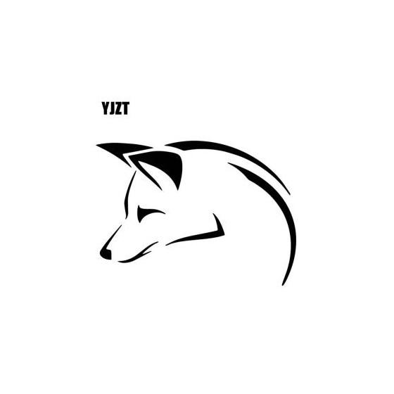 Fox Vinyl Decal Sticker V51