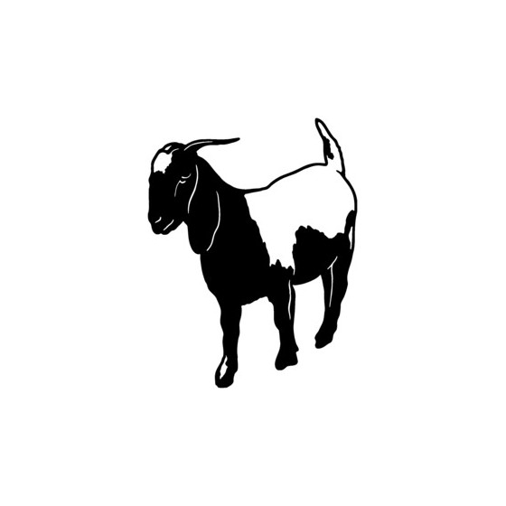 Goat Vinyl Decal Sticker V21
