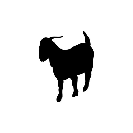 Goat Vinyl Decal Sticker V22