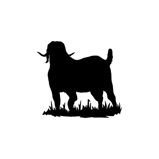 Goat Vinyl Decal Sticker V6
