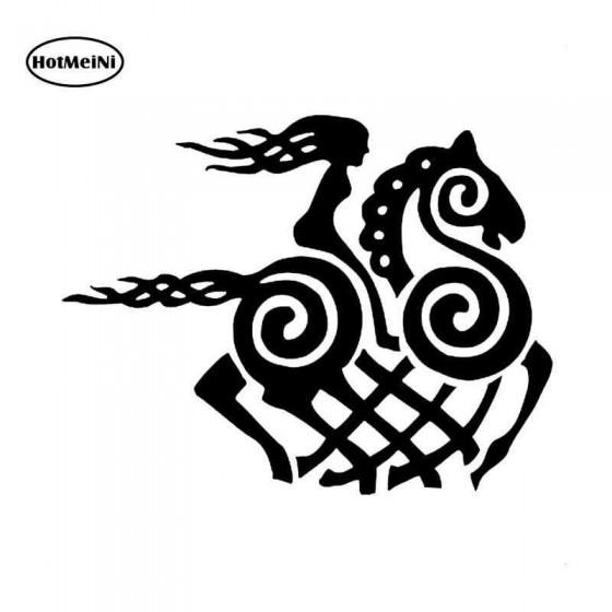Horse Vinyl Decal Sticker V113