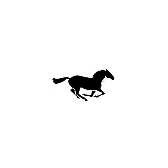 Horse Vinyl Decal Sticker V116