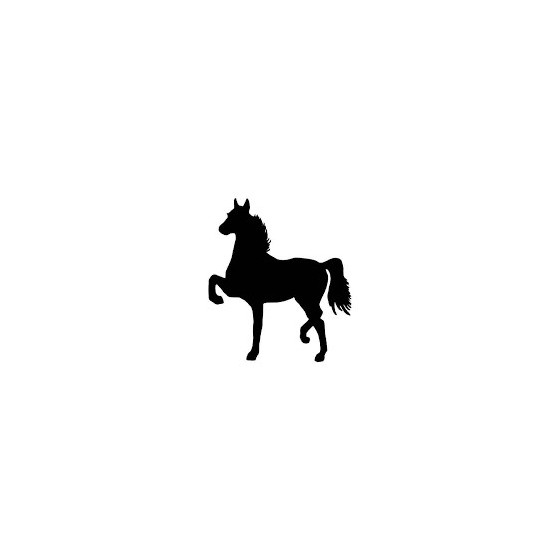 Horse Vinyl Decal Sticker V119