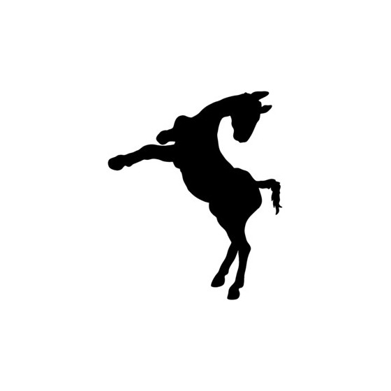 Horse Vinyl Decal Sticker V12