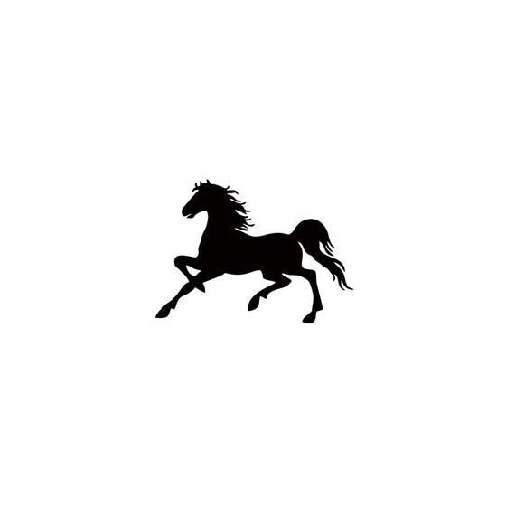 Horse Vinyl Decal Sticker V123