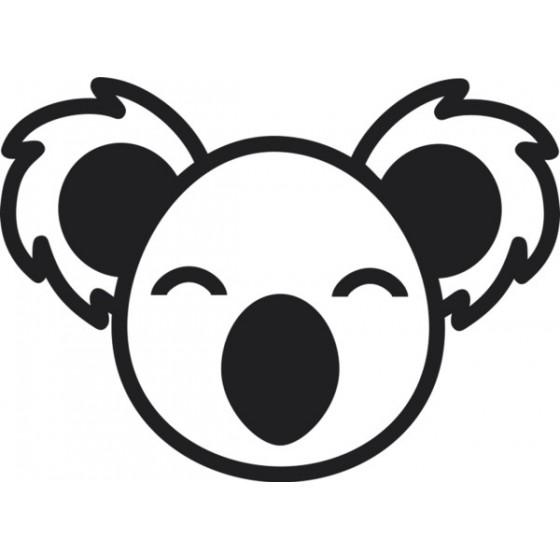 Koala Bear Vinyl Decal...