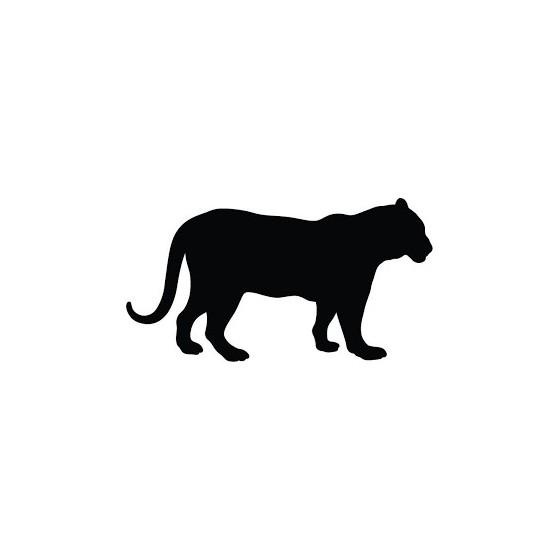 Leopard Vinyl Decal Sticker...