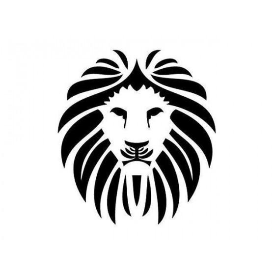 Lion Vinyl Decal Sticker V14