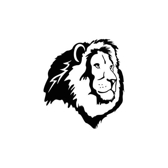 Lion Vinyl Decal Sticker V3