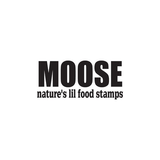 Moose Vinyl Decal Sticker V20