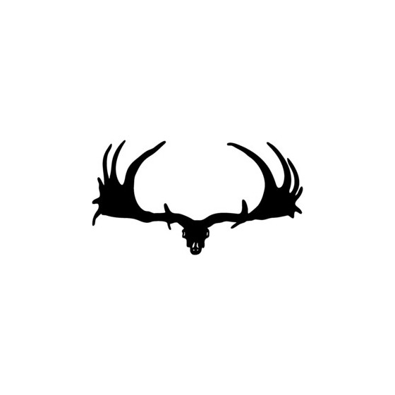 Moose Vinyl Decal Sticker V23