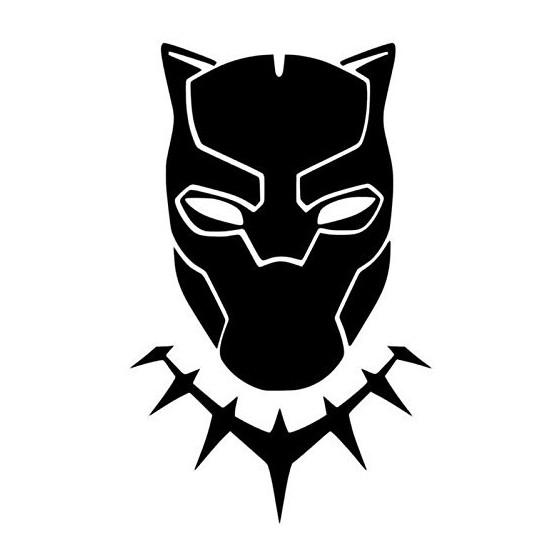 Panther Vinyl Decal Sticker V3