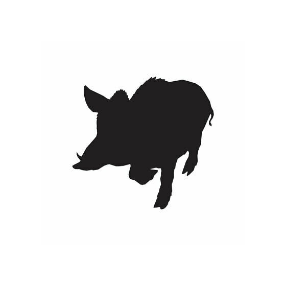 Pig Vinyl Decal Sticker V104