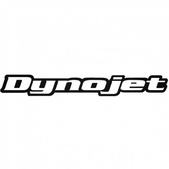 Dynojet Sticker