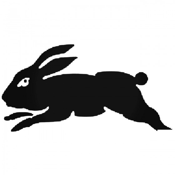 Rabbit Vinyl Decal Sticker V19