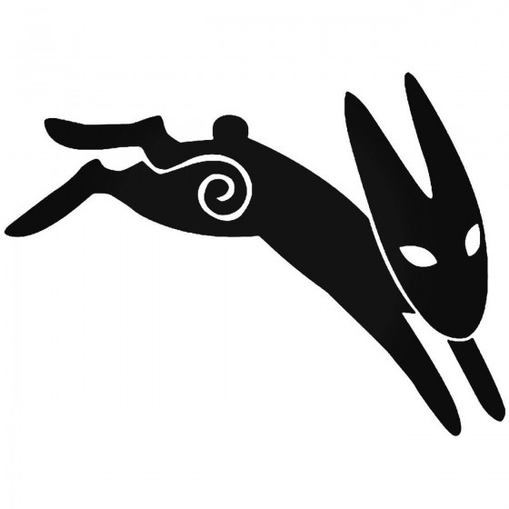 Rabbit Vinyl Decal Sticker V26