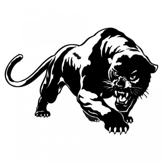 Tiger Vinyl Decal Sticker V18