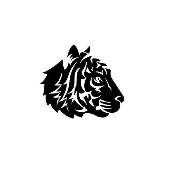 Tiger Vinyl Decal Sticker V21