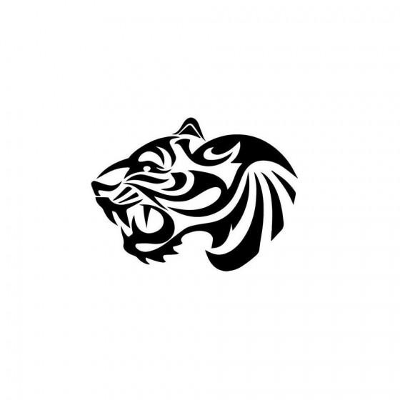 Tiger Vinyl Decal Sticker V23