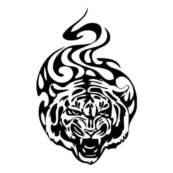 Tiger Vinyl Decal Sticker V26