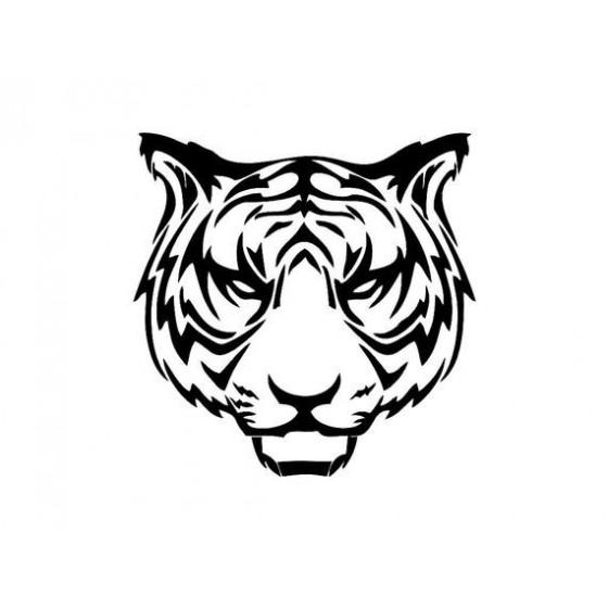 Tiger Vinyl Decal Sticker V27