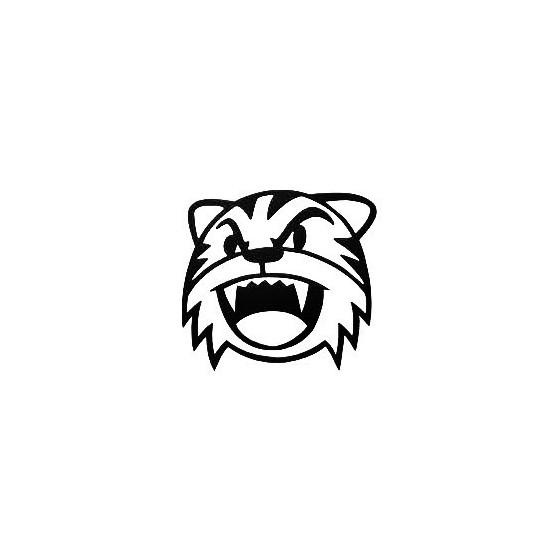 Tiger Vinyl Decal Sticker V28