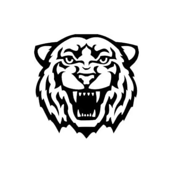 Tiger Vinyl Decal Sticker V31