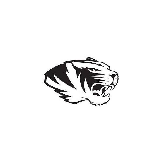 Tiger Vinyl Decal Sticker V33